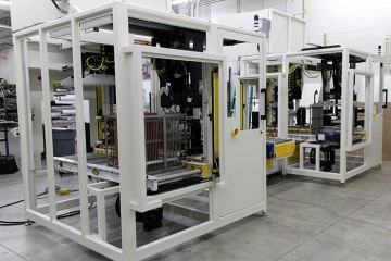 Custom Vertical and Horizontal Panel Handler
