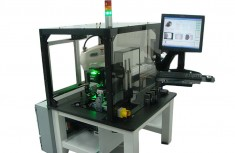 Robotic Measure, Sort and Vision Inspection